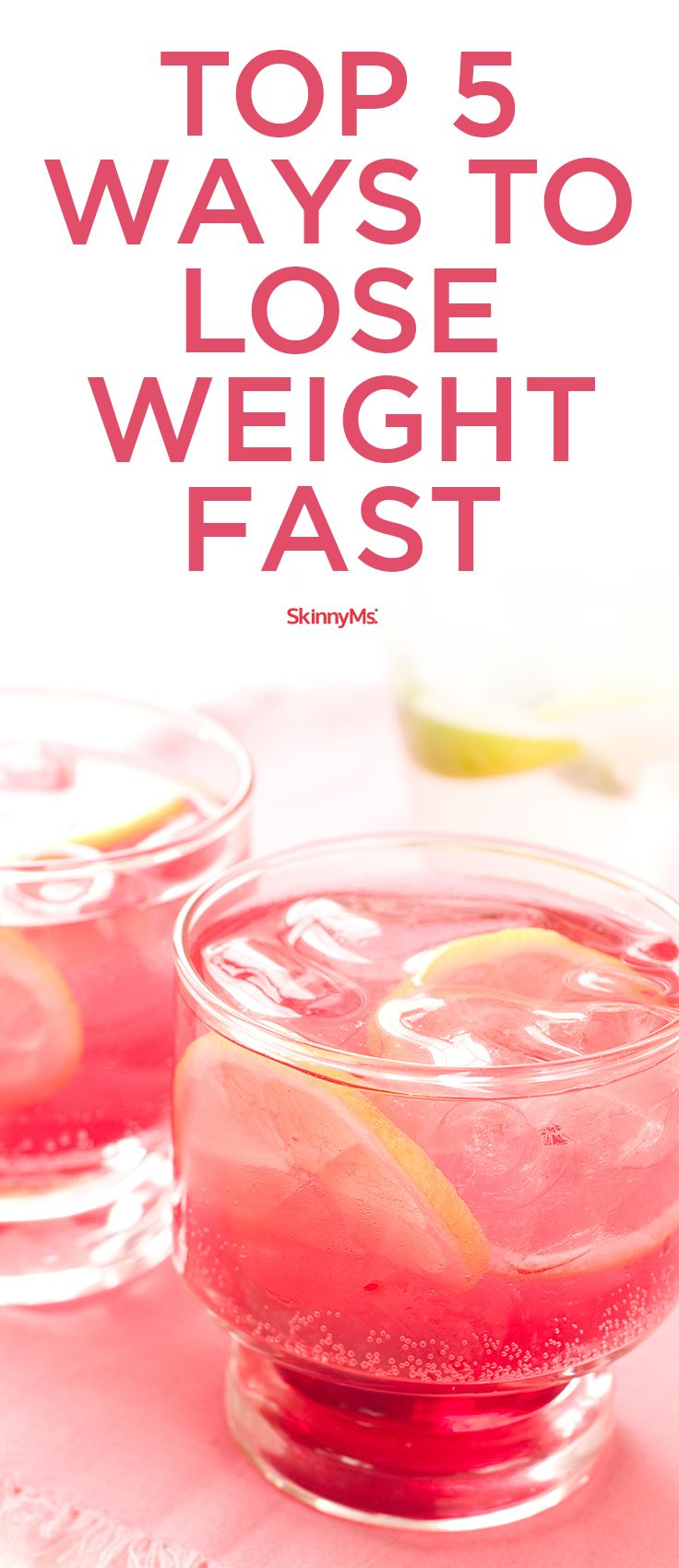 Top 5 Ways to Lose Weight Fast