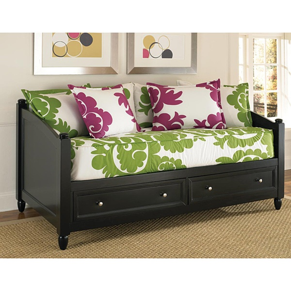 Home Styles Twin-size Bedford Black DayBed | Overstock.com