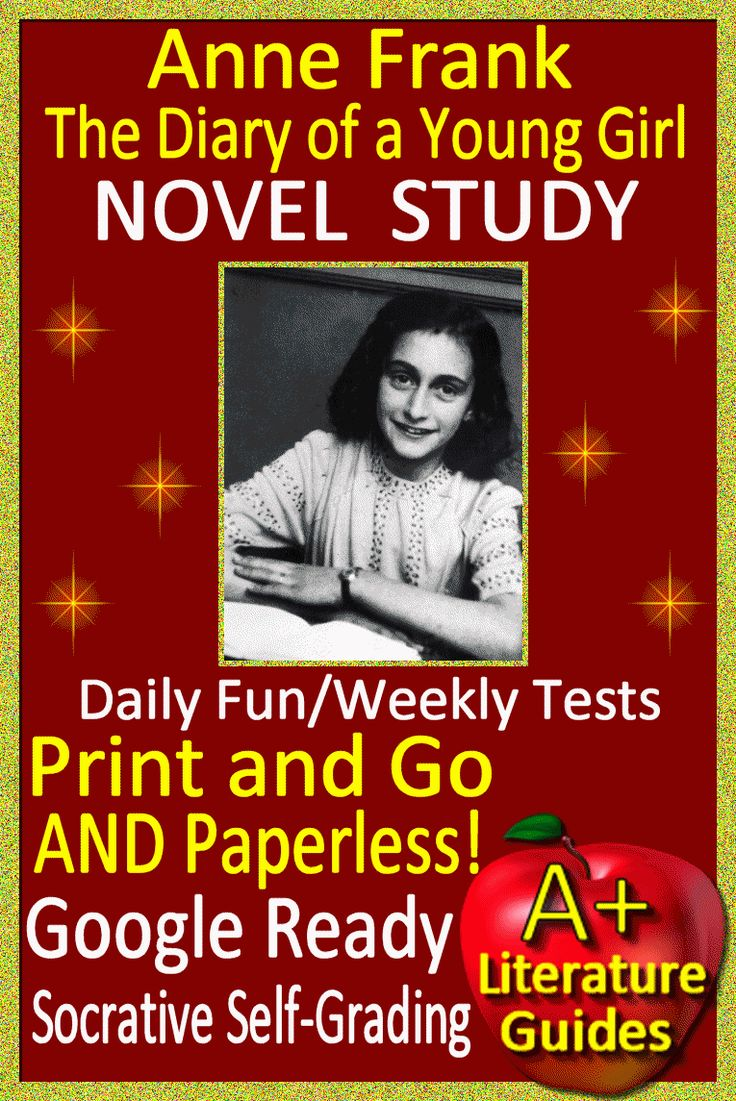 a commentary on anne franks book the diary of a young girl People invited to a presentation do not need a prezi account  so the book anne frank: the diary of a young girl must  the diary of a young girl book vs.