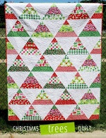 Free pattern!  'Christmas trees' All kinds of free patterns~~not just quilts