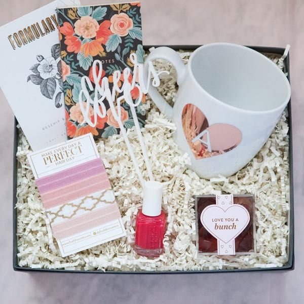 Galentine's Day Luxury Gift Box, Gifts for Best Friends