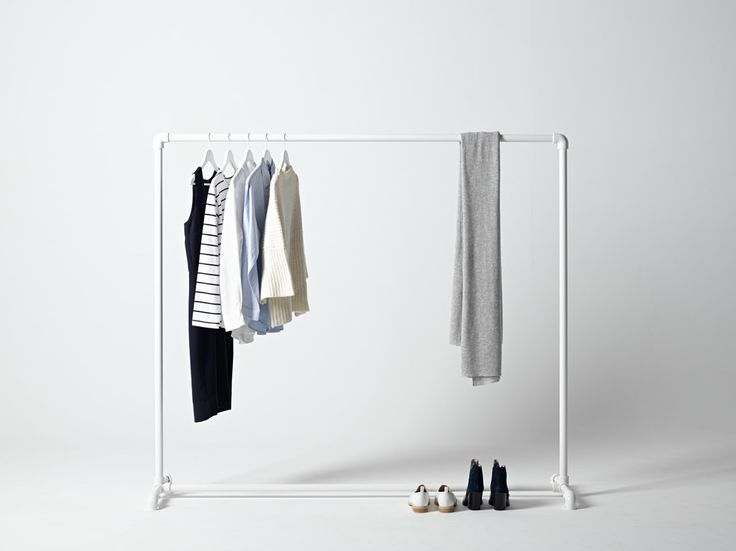 Commercial Clothing Rack – George & Willy