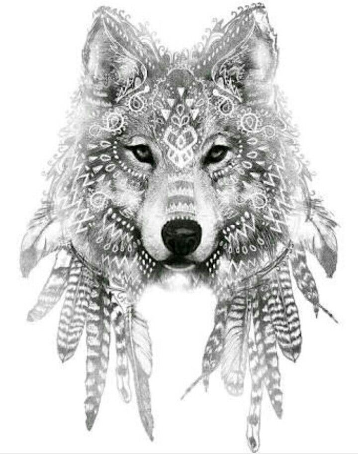 Tattre.blogspot.co.za - tattoo, Wolf, art, wolf tattoo, ink
