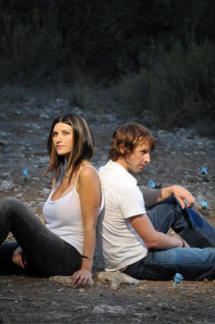 Laura Pausini y James