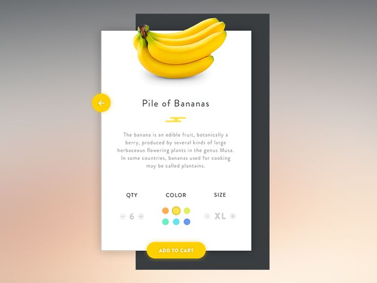 Hey guys :) That was a long time since I posted last dribbble shot. I decided to join daily UI challenge. Feel free to crete rebounds.  Press