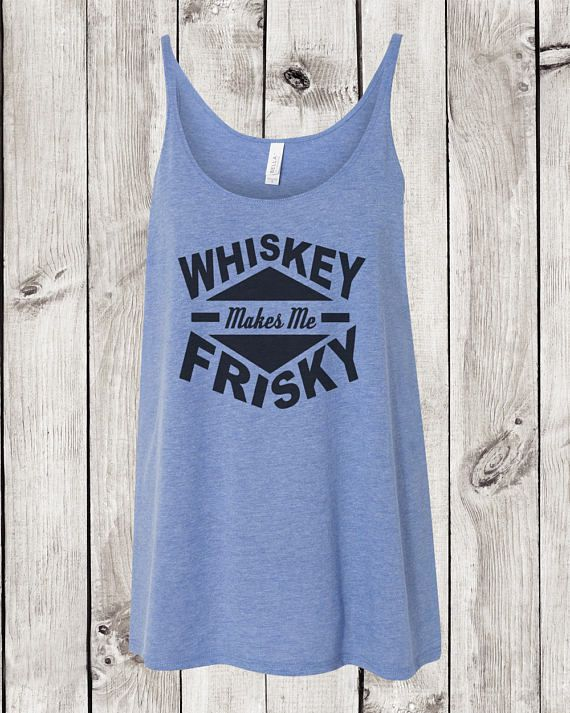 whiskey tank top whiskey girl tanks country tank top blue