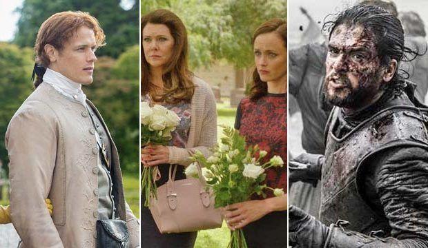 olden Globe TV snubs: Sam Heughan, 'Gilmore Girls,' Kit Harington, Anthony Hopkins