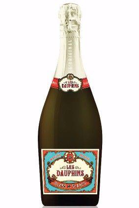 The Union des Vignerons des Côtes du Rhône has readied the launch of the first sparkling expression of its Les Dauphins wine brand.