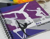 Add 8 Pages to a Gymnastics Score Book by AllysonDuPont on Etsy