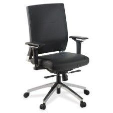 Mid-Back Conference Chair with Swivel