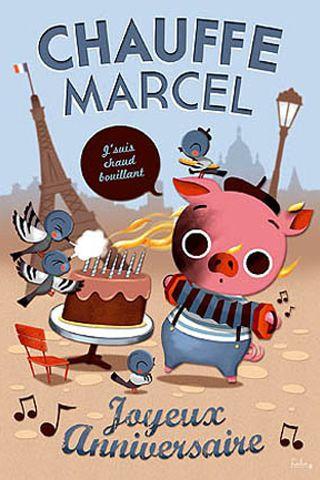 Carte postale Lucie Brunellière pour les Editions de Mai à #Marlenheim . A lire sur : http://www.vuparici.fr/cartes-editions-de-mai-marlenheim/