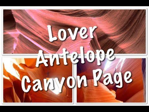 Lower Antelope Canyon - Page, AZ   Нижний Каньон Антилопы Пейдж Аризона