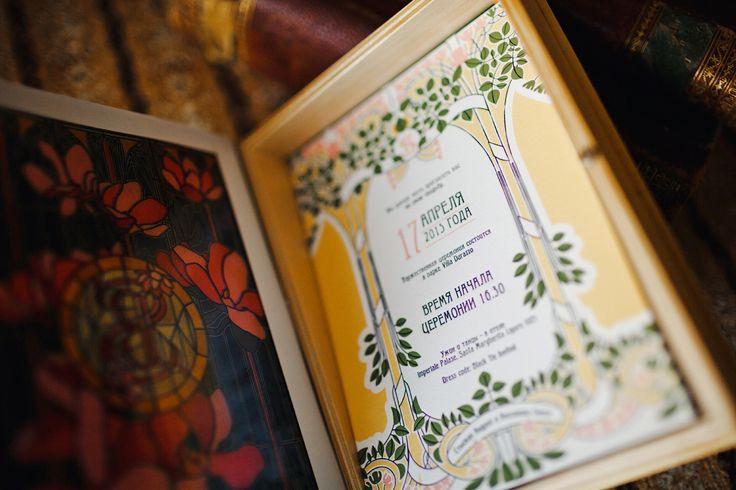 wedding invitations, Belle Epoque wedding