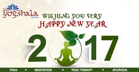 Namo Gange Namaskar   The team yogshala best wishes for you all on this New Year. May this New Year 2017 bring prosperity and happiness in your families with healthy life. VERY HAPPY NEW YEAR 2017. http://www.theyogshala.com  #TheYogshala #NewYearWishes #HappyNewYear2017 #HealthyYear #NewYearCelebrations