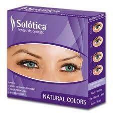 """""""Son Tan Naturales Que Nadie Notara Que Los Traes Puestos"""".Solotica Natural Colors lentes de la prestigiosa marca brasilera Solotica. Solotica Natural Colors viene en once naturales colores y son lentes de contacto anuales. Solotica Natural Colors"""