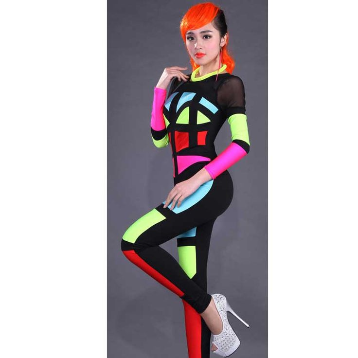 Cheap dance costume, Buy Quality green dance costumes directly from China red dance costumes Suppliers: Korean Style New Alphabetical Sequins Summer Fashion Casual Loose Short-sleeve T-shirt Letter Printed Short Design T Shi