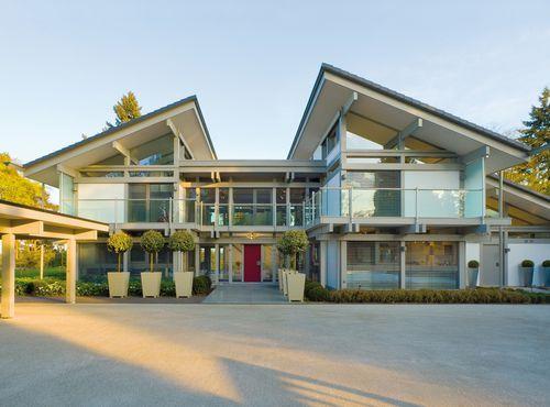 27 best Fachwerk von HUF Haus images on Pinterest | Huf, Glass and ...