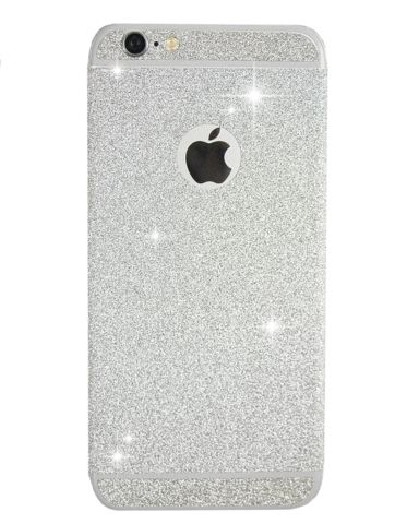 Glitter Decals are too cute!! Pleasebe sure to select the correct item for your device ***With Apple Logo cut out*** Super easy to applyand remove Please no