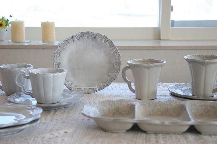 """""""La Ceramica""""  イタリアのかわいい食器"""