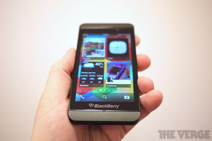 BlackBerry Z10 review: a new life, or life support? vrge.co/XiIeVm