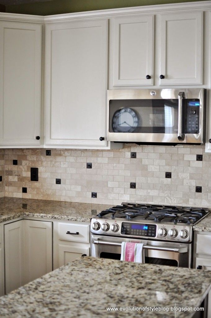 Another Builder Grade Kitchen Transformed - Evolution of Style