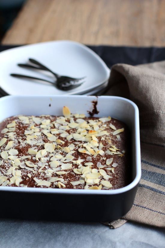 Chocoladecake - Blij Zonder Suiker