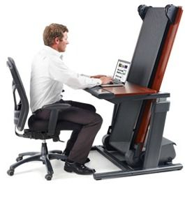Folding Treadmill Desk I Want It Nordictrack Stand Up