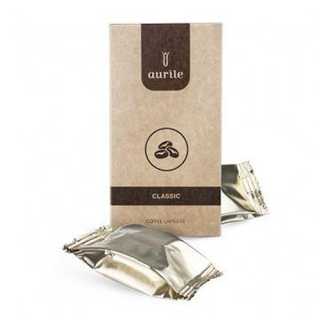 Kawa w kapsułkach do ekspresu Aurile Classic