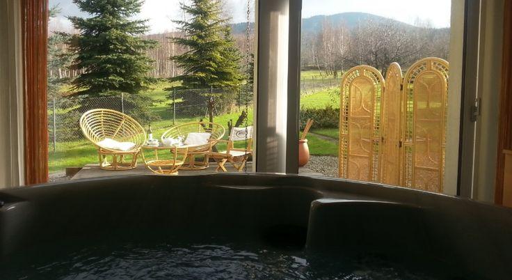 Apartament z jacuzzi w górach w gospodarstwie http://jar400.pl