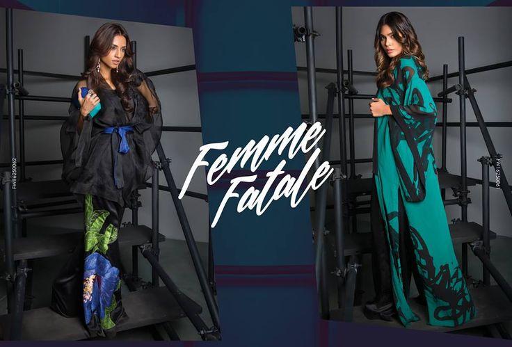 Sana Safinaz Latest Winter Fall Collection 2016