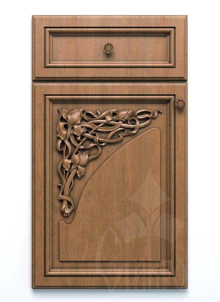 Применение продукции компании «Ставрос» для оформления мебельных фасадов.