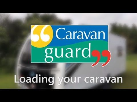 VIDEO: How to correctly load your caravan for towing - Caravan Guard