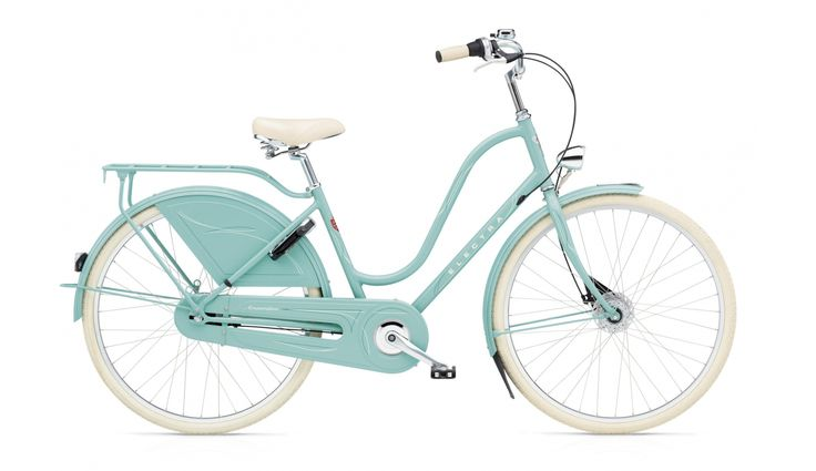 Electra Bike Amsterdam Royal 8i - Vélo hollandais Femme - vert Achetez malin sur bikester.fr
