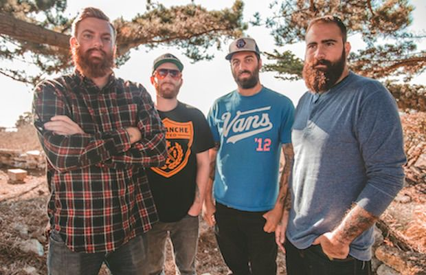 "Four Year Strong Stream New Song ""I'm A Big, Bright, Shining Star"""