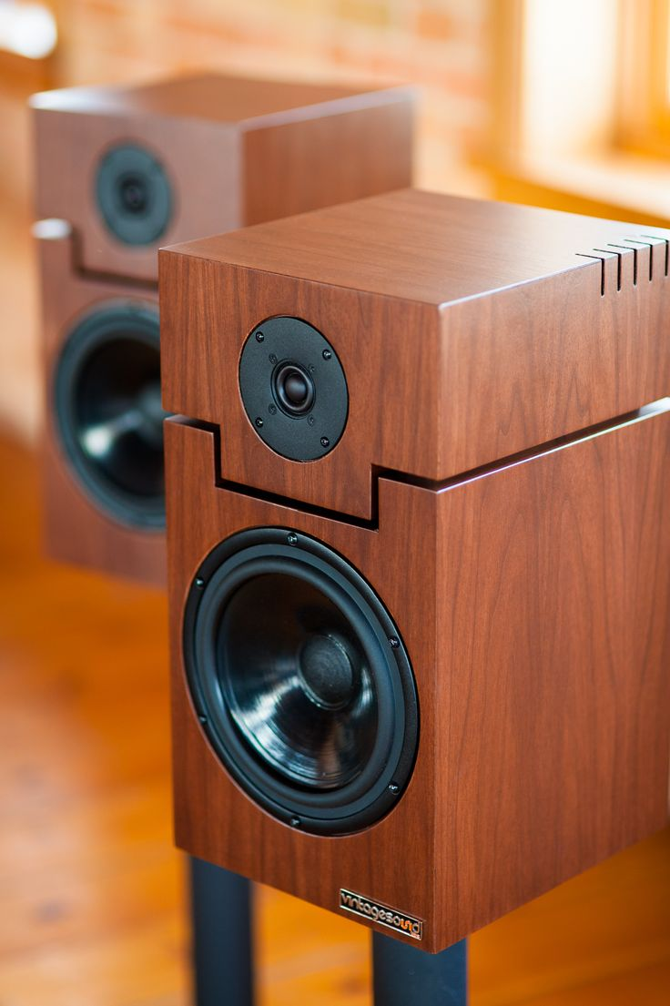 VintageSound Labs - theFusion Speakers. Breathtaking sound! HandMade high end audiophile greatness.