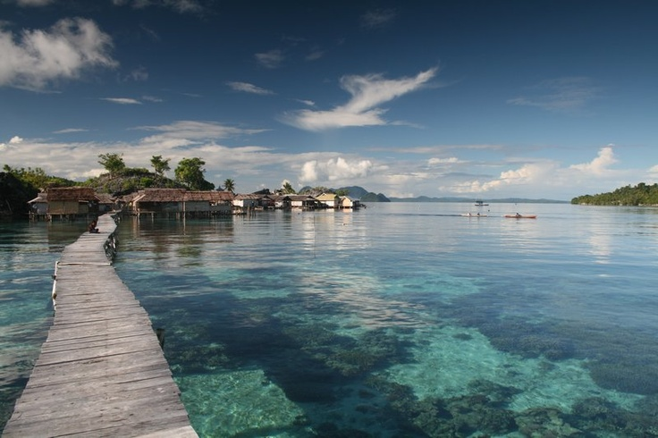 Togean Islands, Indonesia. Who needs Maldives?