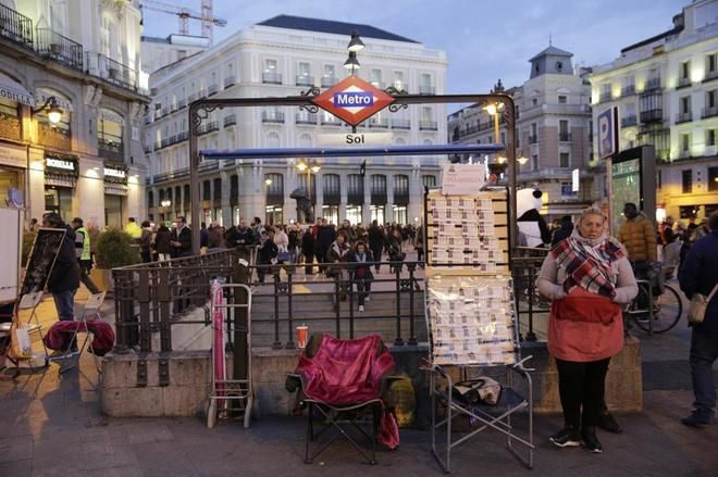 Castellanoleoneses y asturianos los que más juegan en la lotería de El Niño