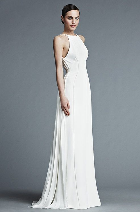 254 best Wedding Dresses images on Pinterest | Short wedding gowns ...