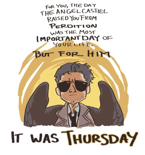 Castiel! Haha love it!