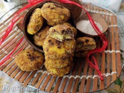 Di gotuje: Marmurkowe ciastka z mąki kokosowej (bezglutenowe,...