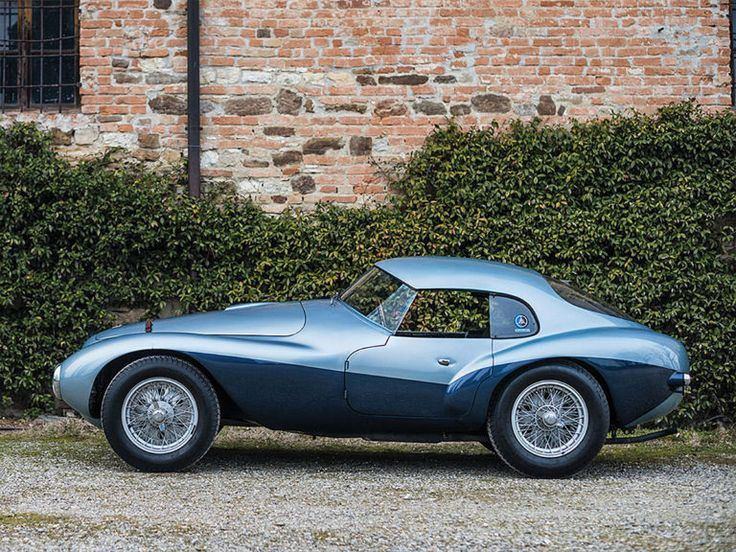 "The distinctive 1950 Ferrari 166 MM/212 Export ""Uovo"" is a unique piece of racing history. ""Perhaps one of the most compelling and recognizable coachbuilt Ferraris of the Enzo era, the 'Uovo' will be a clear highlight of this year's Monterey auction week. Boasting one-off coachwork from Carrozzeria Fontana and lovingly nicknamed 'Uovo' for its very distinctive egg-shaped bodywork, it has remained a significant part of Ferrari lore for decades. Giannino Ma..."