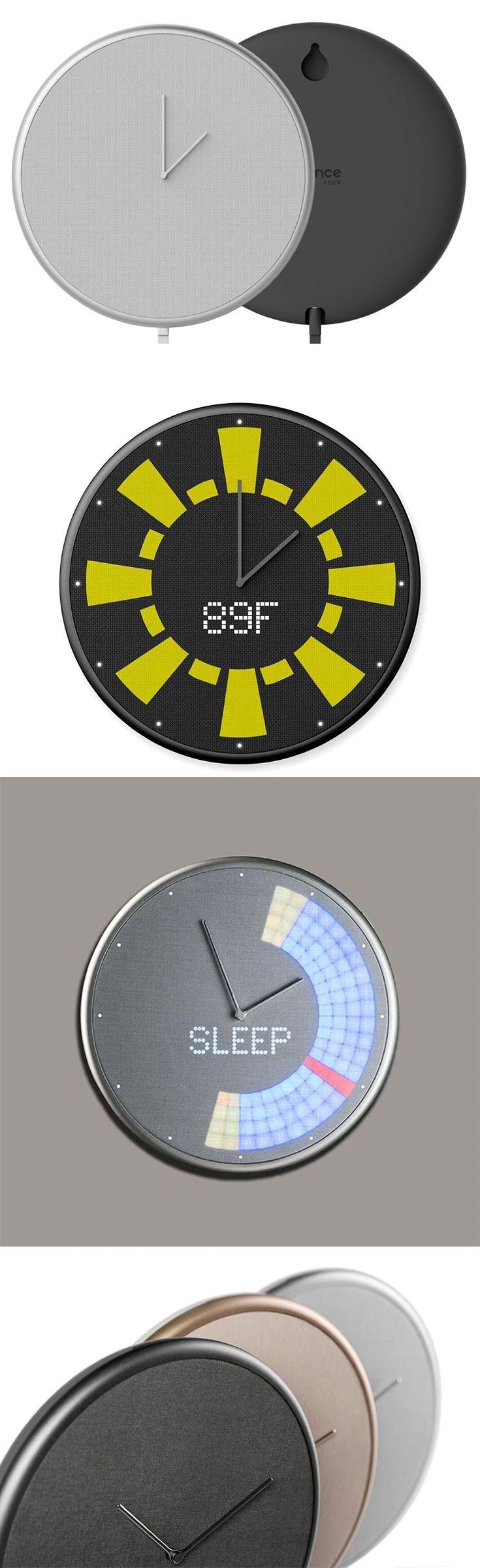 17 Best Ideas About Wall Clock Design On Pinterest