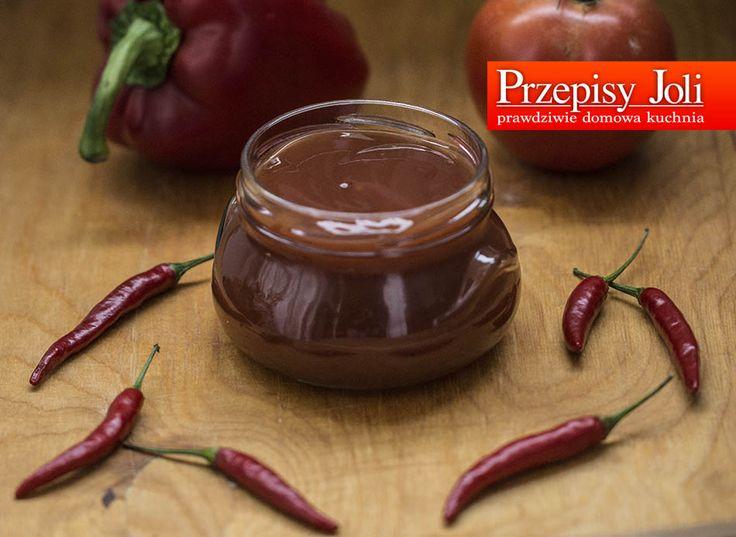 DOMOWY KETCHUP - wypróbowany przepis, na prawdziwy domowy ketchup. Tak przygotowany ketchup jest idealnym dodatkiem do potraw.