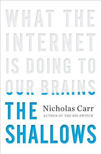Explains how technology is shaping us and our interactions with others.