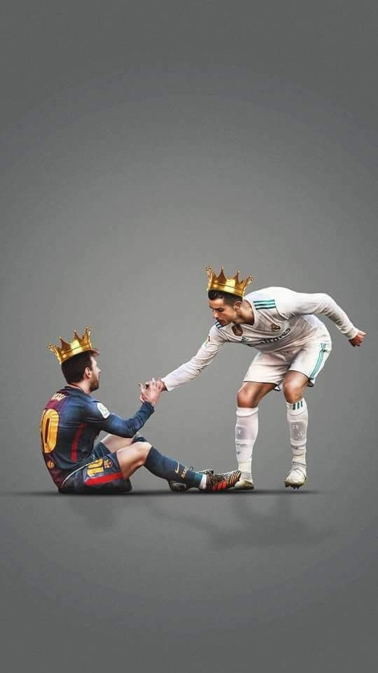 It's Just A Game People 🙏🏻 Real Madrid  🤴... 1