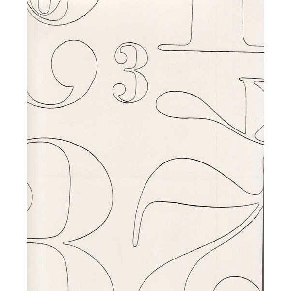 2+3 tapetti, valkoinen-musta. Design Ilmari & Annikki Tapiovaara. Valmistaja: Pihlgren & Ritola.