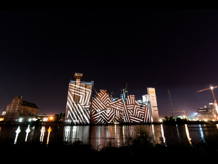 Video mapping....