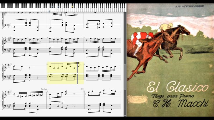 El Clasico - Carlos Hernani Macchi (Tango Argentino 1900-1930)