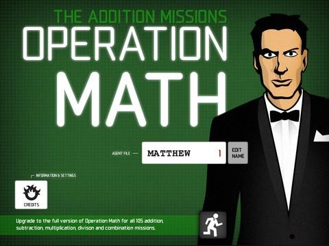 Operation Math™ Free