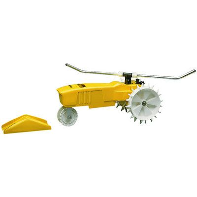 Nelson Rain Train Traveling Sprinkler, Model# 818653-1001
